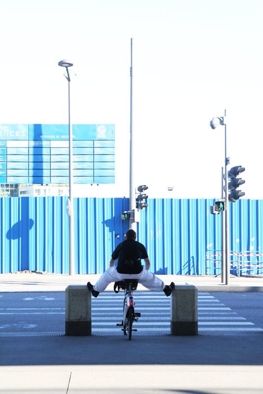 Touriste par Vincent Moncorgé