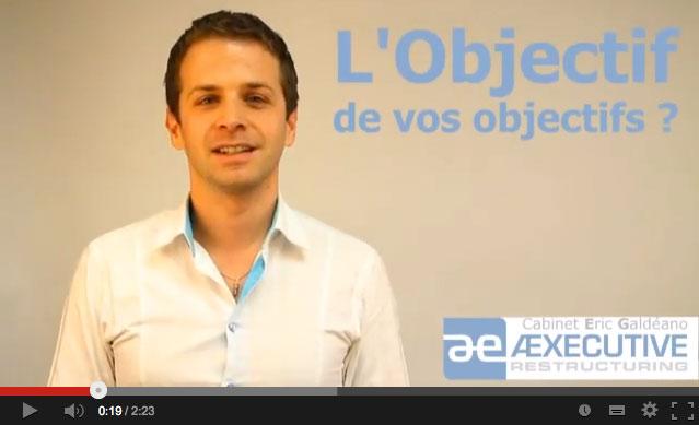 Vidéo AExecutive Restructuring : la bonne définition de vos objectifs