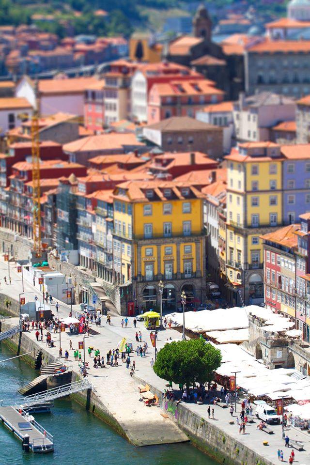 Un petit Porto pour Vincent Moncorgé
